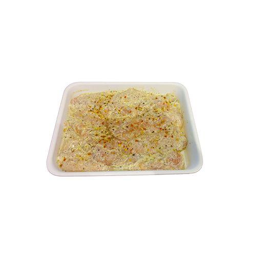 Nothing But Chicken Kandivali Chicken - Greek Yogurt & Pepper Pre Marinated, 500 g