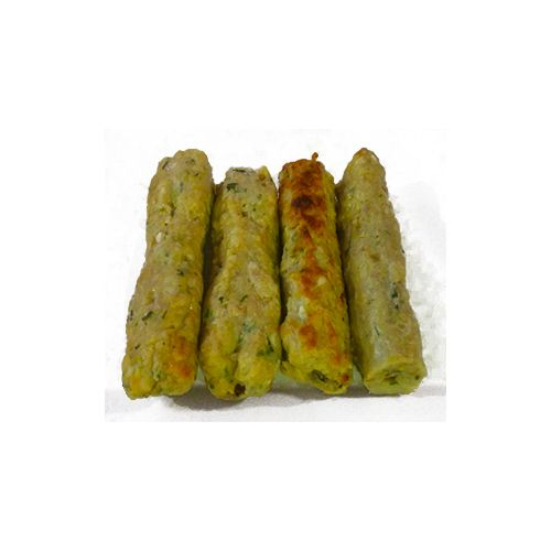 Nothing But Chicken Kandivali Chicken - Classic Seekh Kabab, 1 kg