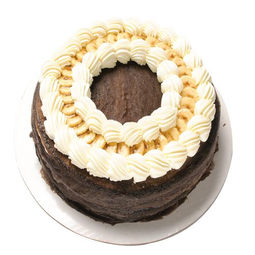 Urban Eatery Fresh Cake - Chocolate Vanilla, Eggless, 1 kg