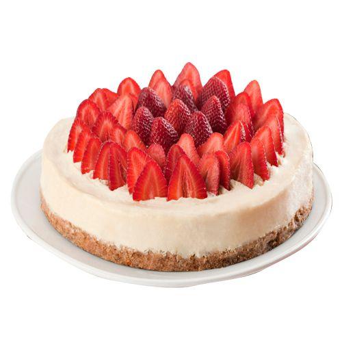 Urban Eatery Fresh Cake - Fresh Strawberry, Eggless, 1 kg