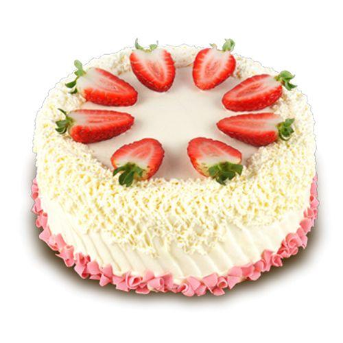 Urban Eatery Fresh Cake - Fresh Fruit, 500 gm