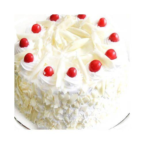 Cake castle Fresh Cake  -  Vanilla Fresh Cake, 1 kg