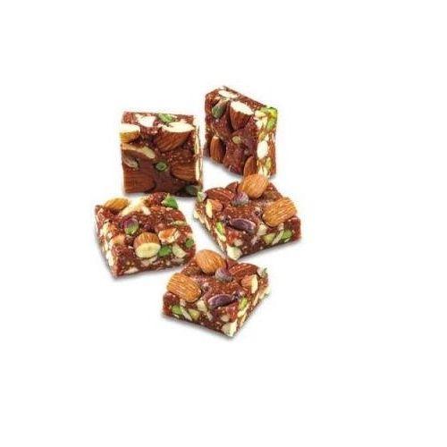 Karachi Bakery Chandanagar Sweets - Sugar Free Dry Fruit Burfi, 1 kg