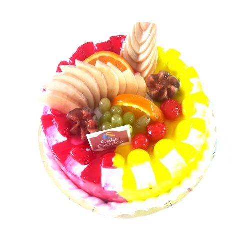Cake Exotica Fresh Cake - Exotic Fruit, 1 kg