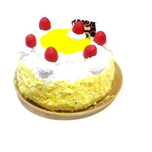 Monginis The Cake Shop Fresh Cake - Pineapple, 1 kg