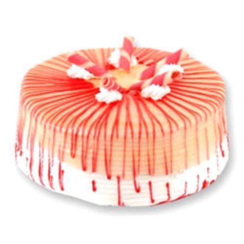 5th avenue bakers sainikpuri Fresh Cake - Litchi, 1 kg