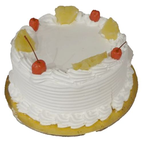 Karachi Bakery DR.As rao nagar Fresh Cake - Pineapple, 500 g