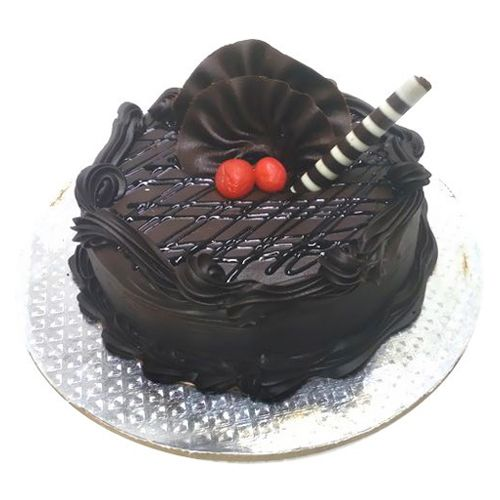 Karachi Bakery DR.As rao nagar Fresh Cake - Chocolate Truffle, 1 kg