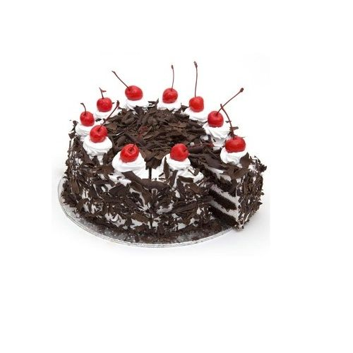 Karachi Bakery DR.As rao nagar Fresh Cake - Blackforest, 1 kg