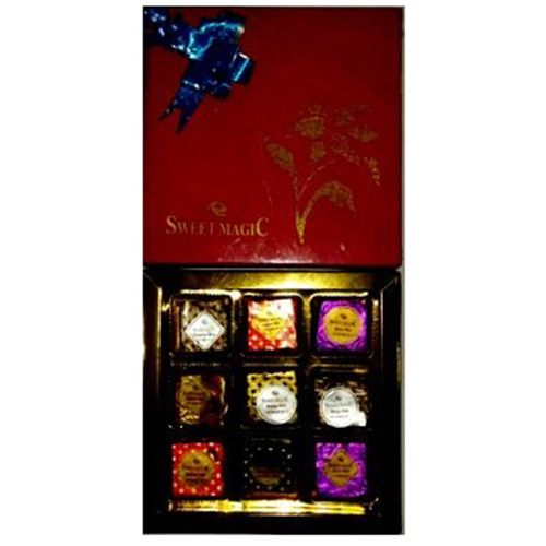 Sweet Magic  Diwali Gift Box - Bites Gift Box, 1 pc