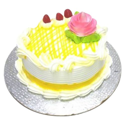Karachi Bakery Fresh Cake - Pineapple, 800 g