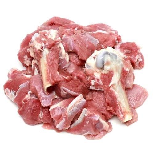 Almas Madina Mutton Mutton - Bone, 1 kg medium cut