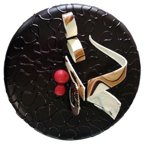 MIDLAND BAKERS Cake - Chocolate Truffle, 1 kg