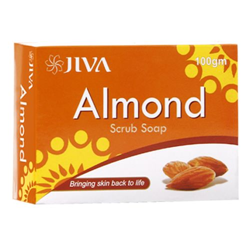 Jiva Ayurveda Hyd Soap - Almond, 100 gm