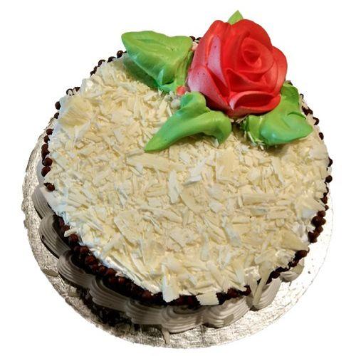 Karachi Fresh Cake - Litchi, Eggless, 500 g