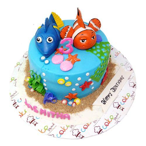 Buy Cake Square Designer Cakes