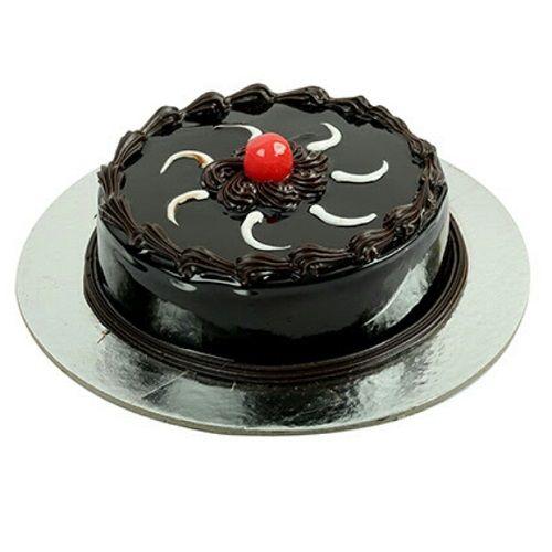 Valentine's Day Special, Camp Fresh Cake - Premium Chocolate Truffle, Eggless, 1 pc