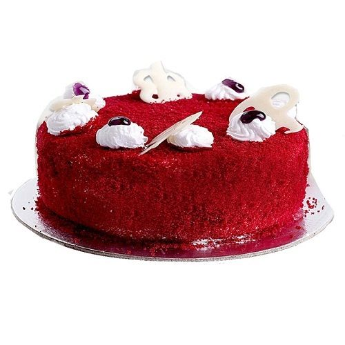 Valentine's Day Special, Camp Fresh Cake - Premium Red Velvet, Eggless, 1 pc