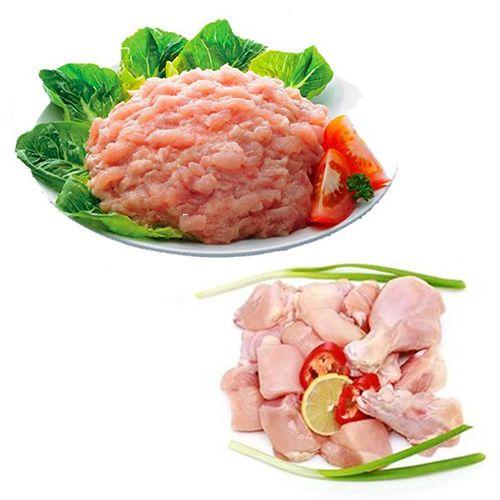 Amir Chicken Kapil Malhar Chicken Combo - Keema & Boti, 1.5 kg