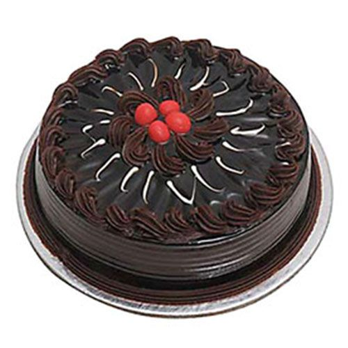 Mother's Day Special Chocolate Cake - Fresh cake, 500 g