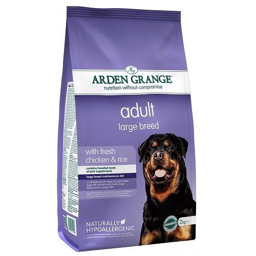 Arden Grange Dog Food - Adult Dog Large Breed, 12 kg