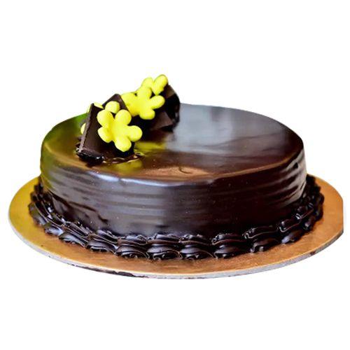 fnp Cakes n More Fresh Cake , Double Truffle, Eggless, 450 g