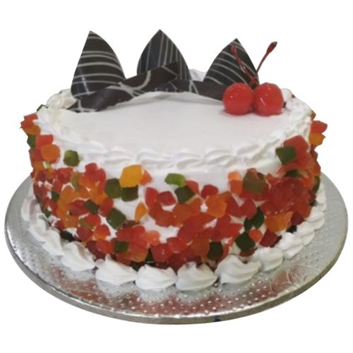 Bakers home Fresh Cake - Tutty Frutti, 500 g
