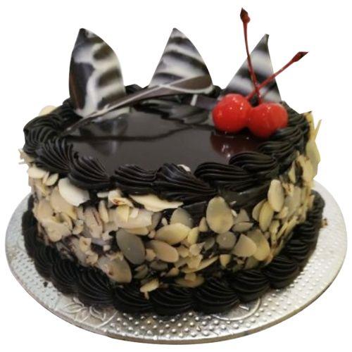 Bakers home Fresh Cake - Choco Almond Praline, 500 g