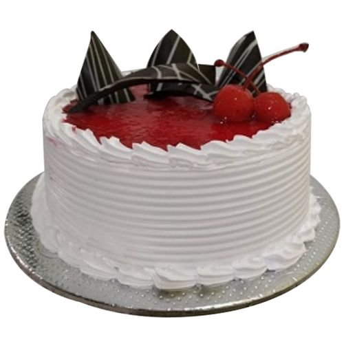Bakers home Fresh Cake - Strawberry Exotic, 1 kg