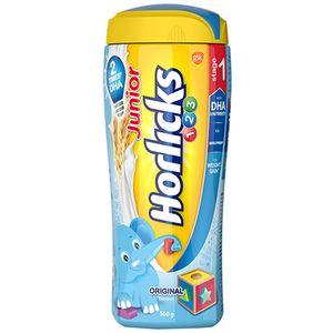 Buy Horlicks Junior Health Nutrition Drink Original Flavour Stage 1