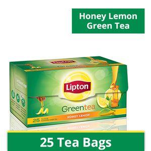 Lipton Green Tea - Honey Lemon Carton (25 pcs)