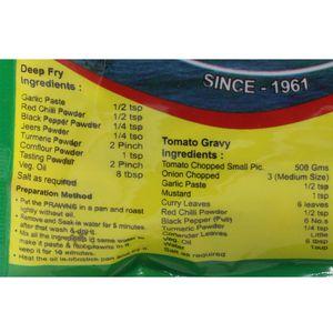 H S  Dry Fish Prawns(Big), 80 g