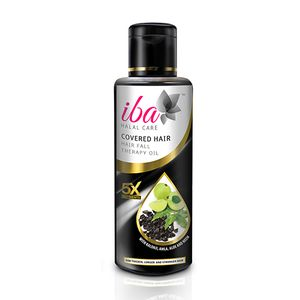 Iba Halal Care Covered Hair - Hair Fall Therapy Oil, 100 ml
