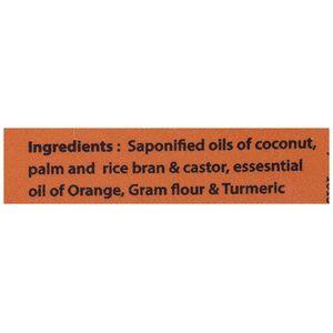 Do Bandar Orange & Gram Flour Soap, 100 gm