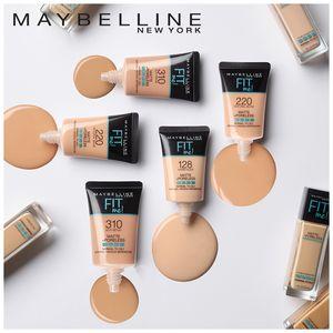 ac7840aa9c6 Buy Maybelline New York Fit Me Matte + Poreless Liquid Foundation - 115,  Ivory Online at Best Price - bigbasket