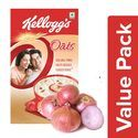 Kelloggs Oats - Heart to Heart 1 kg + Fresho Onion 1 kg x 2