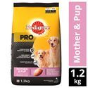 Pedigree Dry Dog Food - PRO, Expert Nutrition Starter for Mother and Pup, Special