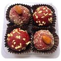BHealthy Laddoos - Beetroot & Nutty