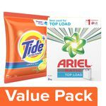 Ariel Detergent Vs Tide