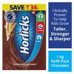 Horlicks Health & Nutrition Drink - Chocolate Flavour