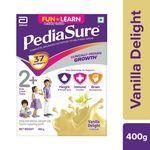 Pediasure Nutritional Powder - Complete & Balanced, Vanilla Delight 400 g Carton