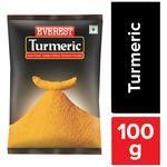 Everest Turmeric Powder/Arisina Pudi 100 g Pouch