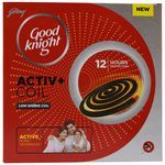 Good knight Activ+ Low Smoke Mosquito Coil with Power Formula 10 Coils