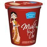 mother dairy Mishti Doi 400 g Cup