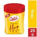 Catch Hing/Asafoetida 25 g Plastic Bottle