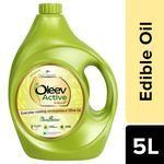 Oleev Active - Goodness Of Olive Oil 5 L
