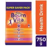 Bournvita Chocolate Health Drink - Bournvita 750 g Pouch