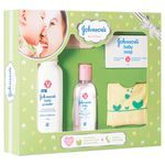 Johnson u0026 Johnson & Buy Johnson Johnson Baby Care Collection With Organic Cotton Bib ...
