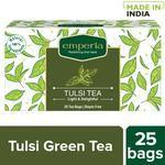 Emperia Tulsi Green Tea 32.5 g (25 Bags x 1.3 g each)