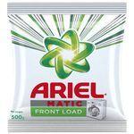 Ariel Washing Detergent Powder - Matic Front Load 500 g